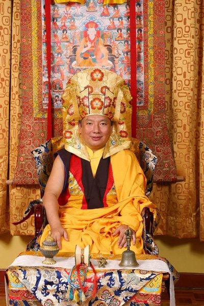 Gharwang Rinpoche