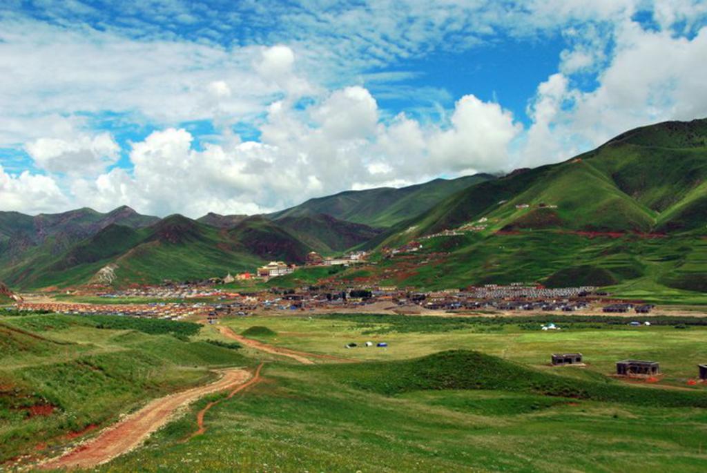 Monastery Tibet Header2