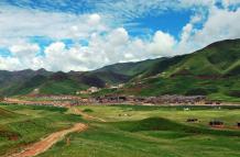 The Region of Zurmang Tibet
