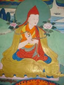 11 Gharwang Chokyong Dorje