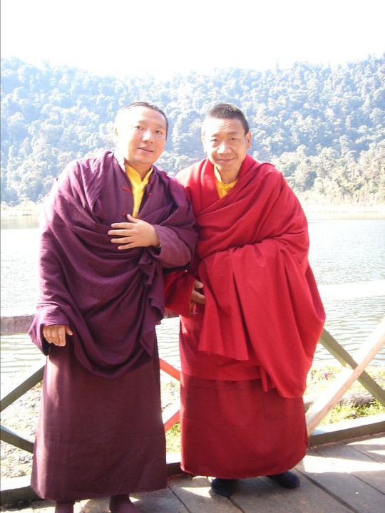 khenpo Choden